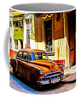 Streets Of Havana Coffee Mug