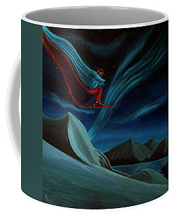 Streets Of Immortality Coffee Mug