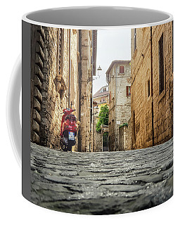 Streets Of Italy Coffee Mug