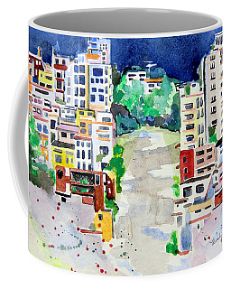 Streets Of San Francsico Coffee Mug