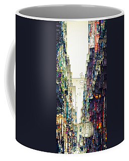 Streetscape 1 Coffee Mug