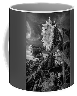 Strength Of A Sunflower Coffee Mug