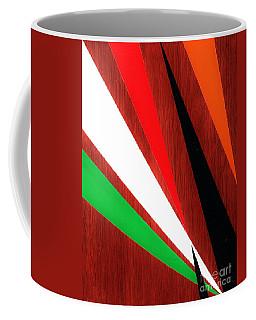 Stress Fractures  Coffee Mug