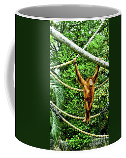 Stretch Coffee Mug