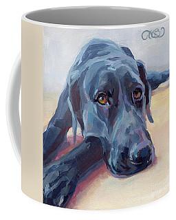 Stretched Coffee Mug