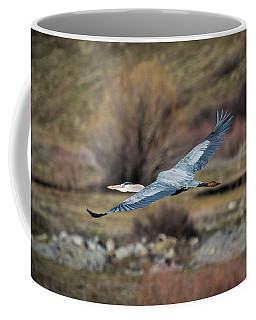 Coffee Mug featuring the photograph Stretched Wide Open by Jason Coward