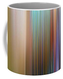 Coffee Mug featuring the digital art Stria Mediterranean by Gina Harrison