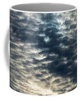 Striated Clouds Coffee Mug