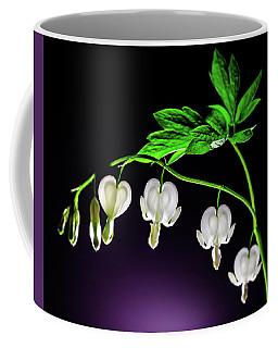 String Of Hearts Coffee Mug