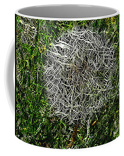 String Theory Dandelion Coffee Mug by Craig Walters