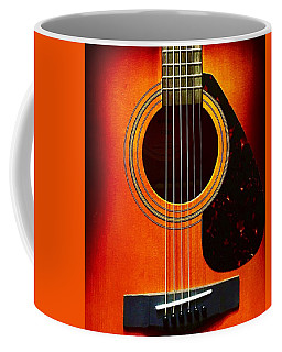 Strings  Coffee Mug