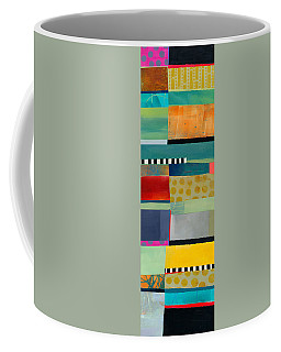 Stripe Assemblage 2 Coffee Mug