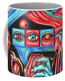 Striving For An Equilibrium Coffee Mug