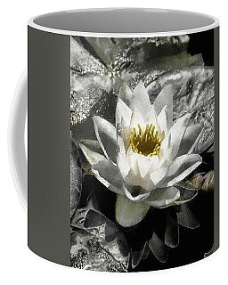 Strokes Of The Lily Coffee Mug