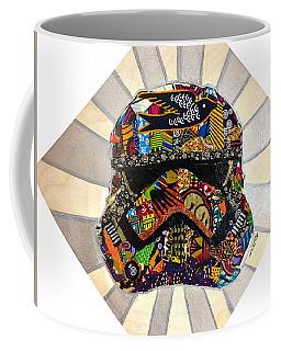 Strom Trooper Afrofuturist  Coffee Mug