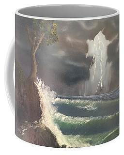 Strong Against The Storm Coffee Mug