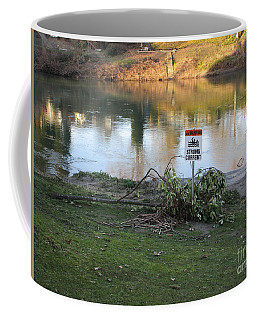 Strong Current Clue Coffee Mug by Marie Neder