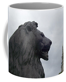 Strong Lion Coffee Mug