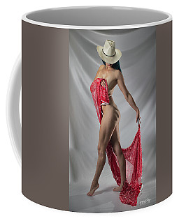 Strong Sexy Cowgirl Coffee Mug