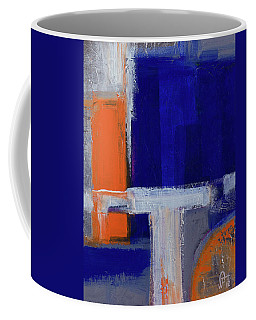 Structure No 2 Coffee Mug by Walter Fahmy
