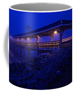 Once In A Blue Mood Coffee Mug