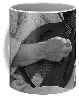 Strumming  Coffee Mug