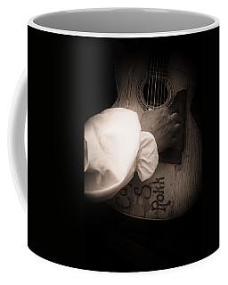 Strung Out Coffee Mug