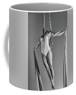Strung Taut Silks Coffee Mug