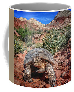 Strut Coffee Mug by Mark Ross