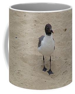 Struttin' Seagull  Coffee Mug