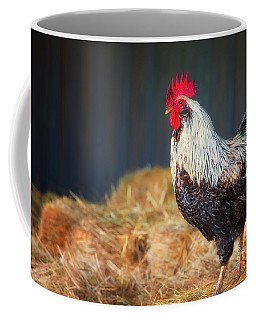 Strutting Rooster Coffee Mug