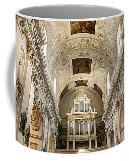 Sts Peter And Paul Church Interior Coffee Mug