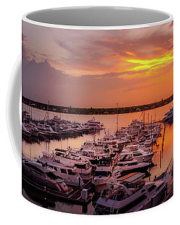 Stuart Sunset Coffee Mug