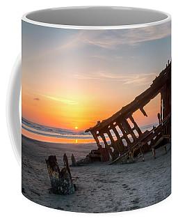 Stuck In The Sand Coffee Mug
