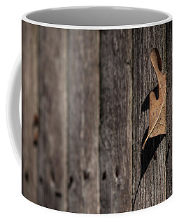 Coffee Mug featuring the photograph Stuck by Karol Livote