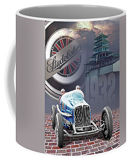 Studebaker Indy Coffee Mug