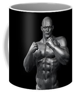 Studio Man Render Series 28 Coffee Mug