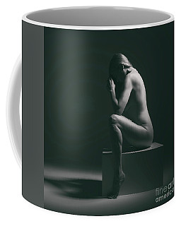 Studio Nude Seated Coffee Mug