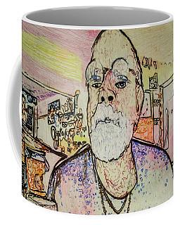 Studio Scribble Coffee Mug