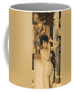Study For Allegory Of Sculpture Coffee Mug
