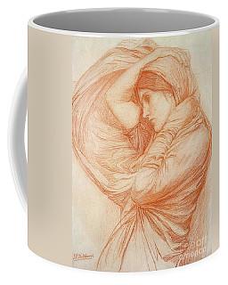 Study For Boreas Coffee Mug
