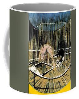 Study For Crouching Nude Coffee Mug