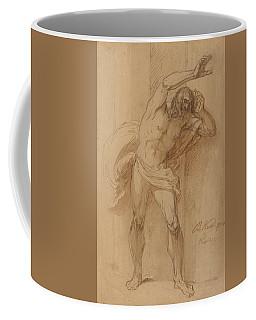Study For The Crucifixion Coffee Mug