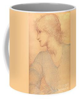 Study In Colored Chalk Coffee Mug