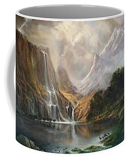 Study In Nature Coffee Mug