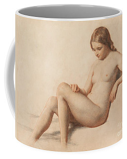Study Of A Nude Coffee Mug