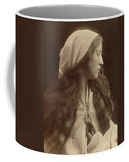 Study Of A Young Girl Dressed As A Peasant Coffee Mug