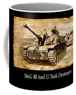 Stug IIi Ausf G Tank Destroyer Coffee Mug