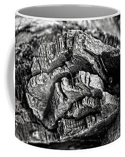 Stump Texture Coffee Mug