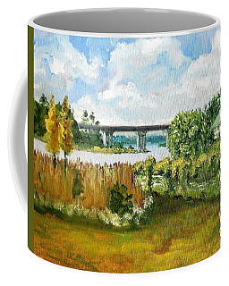 Sturgeon City Park Coffee Mug